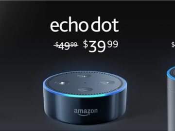 Echo Dot Deals